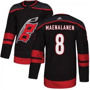 Saku Maenalanen Carolina Hurricanes Men's Adidas Authentic Black Alternate Jersey